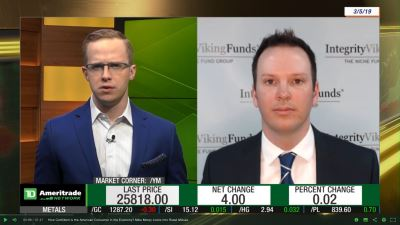Mike Morey Market Notes on TD Ameritrade